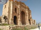 Visitar Gerasa, ruinas romanas Norte Jordania