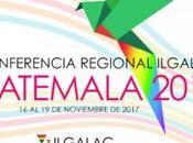 Guatemala 2017. Conferencia Regional ILGALAC
