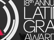 GANADORES LATIN GRAMMYs 2017