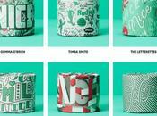 Papel higiénico diseños artistas para ayudar personas recursos