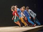 Espectacular puesta escena coreógrafo francés yoann bourgeois