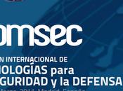industria española Defensa. Mercados exportacion. Homsec, Salon Internacional.
