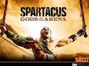 Espartaco:Dioses Arena. Series
