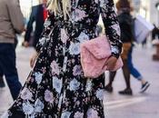 Maxi flower dress
