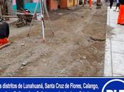 proyectos pistas veredas serán incorporados plan reconstrucción cambios…
