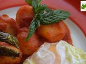 Patatas Tomate Hierbabuena