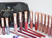Colección Navidad 2017 Nabla Cosmetics