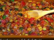 Pisto verduras, receta abuela Espiri (Fritada verduras)
