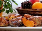 RECETA Pollo Naranja