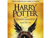 Reseña, harry potter legado maldito