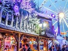 Mercado navideño Bruselas