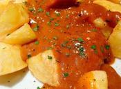 PATATAS BRAVAS: Receta tomate