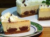 Tarta queso cheesecake chocolate. Súper fácil deliciosa