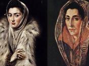 Doña Jerónima Cuevas, Mujer Greco