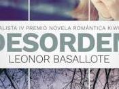 Novedad, Desorden Leonor Basallote
