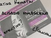 Kativa Keratin Alisado Brasileño efectivo? ¿Funciona?