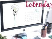Freebie: Calendario Diciembre