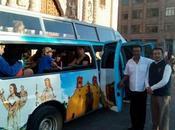 Presentan recorrido cultural siete barrios tradicionales