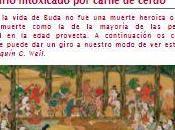 """""""Buda murió intoxicado carne cerdo"""" artículo completo Joaquín Weil yogaenred.com, destacado boletín semanal."""