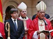 Iglesia española, dividida ante desafío independentista.