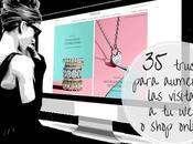 trucos para aumentar visitas shop online