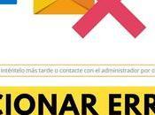 Solucionar error envío formulario Contact Form WordPress