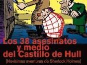 asesinatos medio castillo Hull. Enrique Jardiel Poncela.