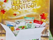 Dietbox, recibe casa caja saludable