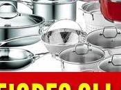 Mejores ollas acero quirúrgico marcas confiables (usadas profesionales)