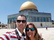 Jerusalén. Diez lugares quedan grabados fuego