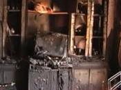 Almadén solidario: Campaña ayuda familia perdió casa incendio