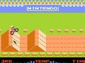 Excite Bike, clásico videojuego carreras