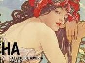 Exposición Alphonse Mucha Madrid