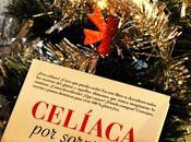 """¡sorteo! gana ejemplar libro """"celíaca sorpresa"""" navidad"""