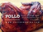Pollo asado salsa soja