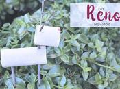 DIY: Renos cartón Empaquetado Bonito