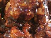 Nueces fritas miel (receta china pero sabor malaga)