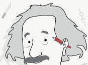 Como Einstein casa