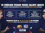 PlayStation Burguer King lanzan reto pedido gratis