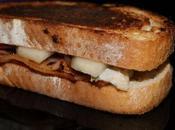 Sándwich pera, gorgonzola bacon #AsaltablogsInvisible