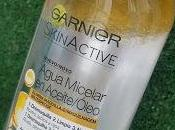 Agua Micelar Aceite Garnier