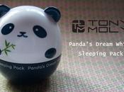 TONY MOLY, Panda's Dream White Sleeping Pack