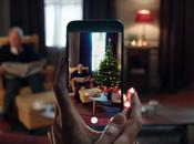 IKEA realidad aumentada ayudará colocar árbol Navidad