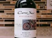Cono Bicicleta Merlot 2015