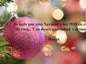 Feliz rosa Navidad…