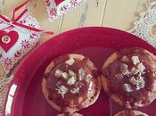 Receta Navidad. Mini budines almendras jengibre