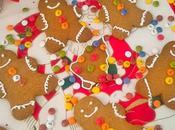 Galletas jengibre. Gingerbread