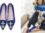 Olivia Palermo diseña colección zapatos planos para Pretty Ballerinas encantar
