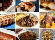 platos principales festivos