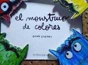 """monstruo colores"""" Anna Llenas"""
